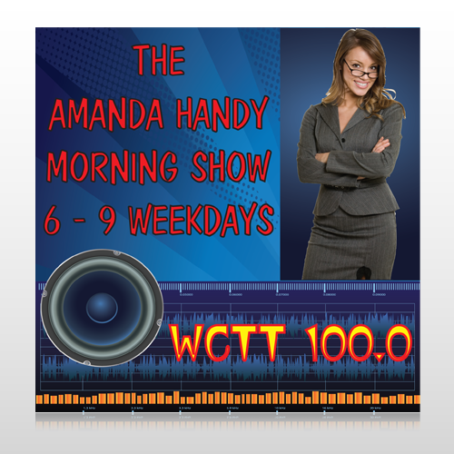 AMP Morning Show 439 Custom Banner