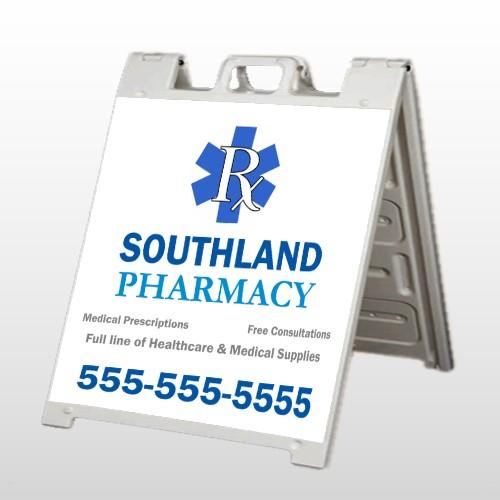 Pharmacy 103 A Frame Sign