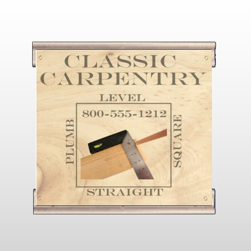 Carpentry 238 Track Banner
