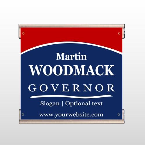 Governor 132 Track Banner