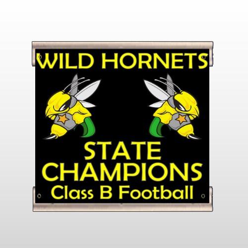 Hornet 44 Track Banner