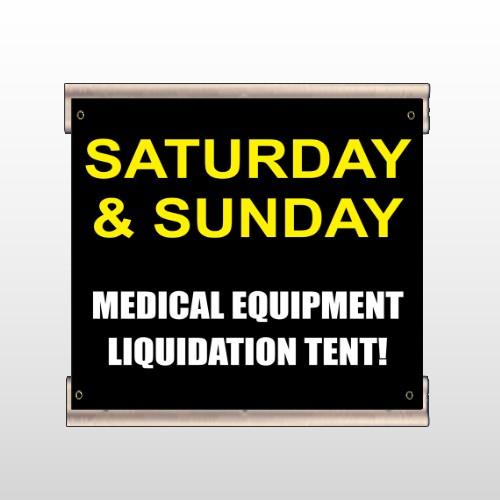 Medic Liquidation 331 Track Banner