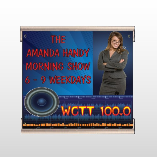 AMP Morning Show 439 Track Banner