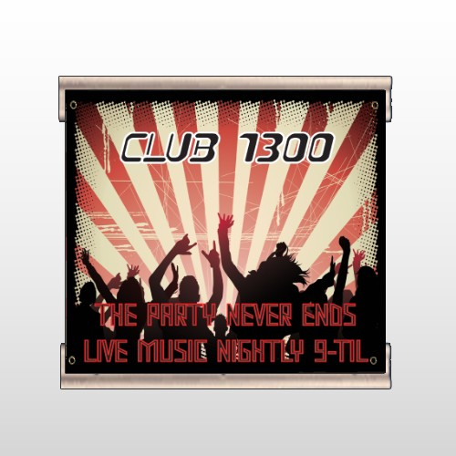 Night Club 523 Track Banner