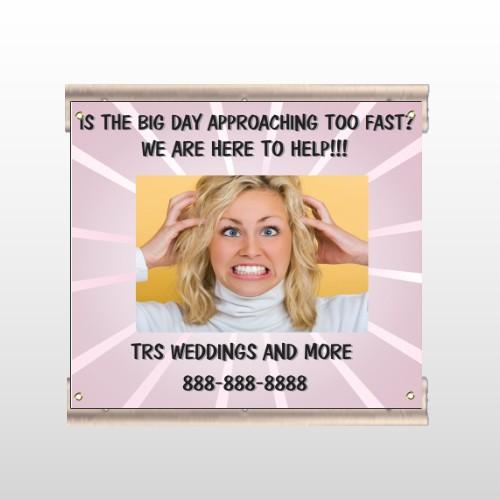 Crazy Wedding 411 Track Sign