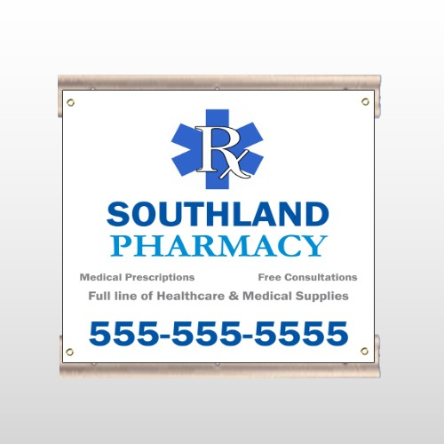 Pharmacy 103 Track  Sign