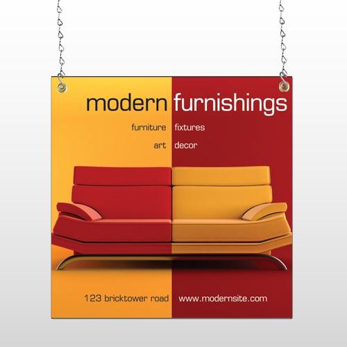 Art Furnishing 535 Window Sign