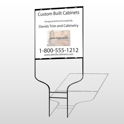 Cabinet 241 Round Rod Sign