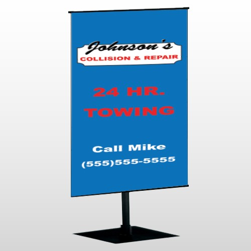 Repair 124 Center Pole Banner Stand