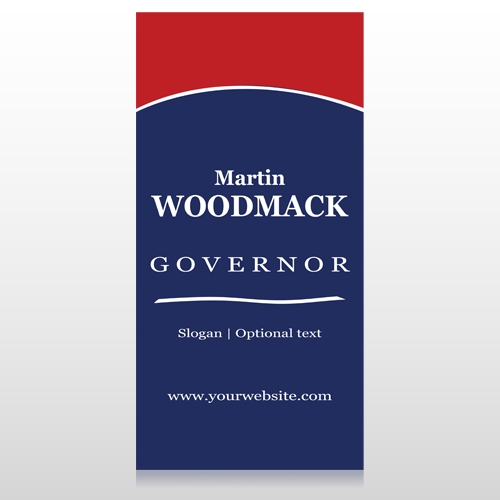 Governor 132 Sign