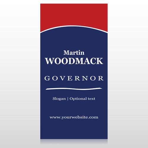 Governor 132 Custom Decal
