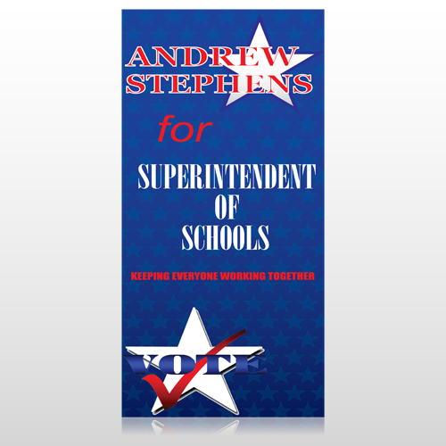 Superintendent 306 Custom Decal