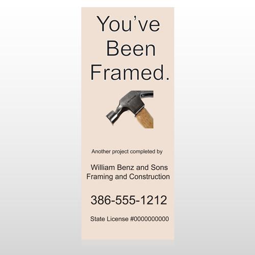Framed 236 Banner