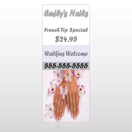 Nails 295 Banner