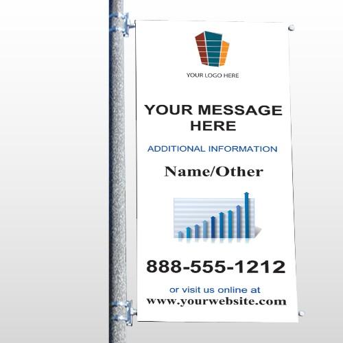 Mortgage 177 Pole Banner