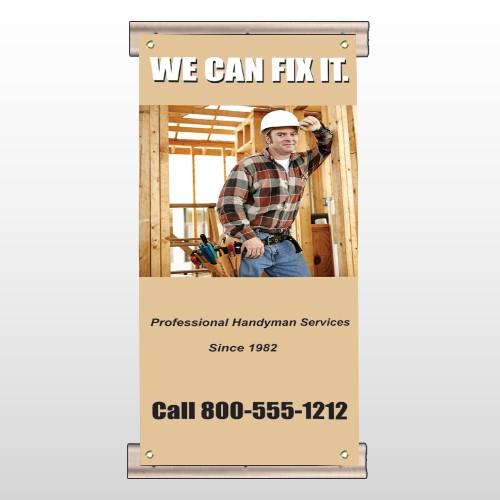 Handyman 243 Track Banner