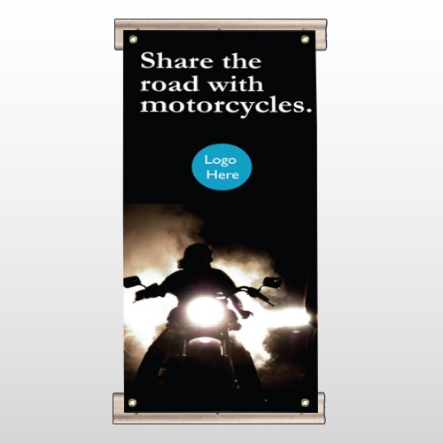 Motorcycle 106 Track Banner