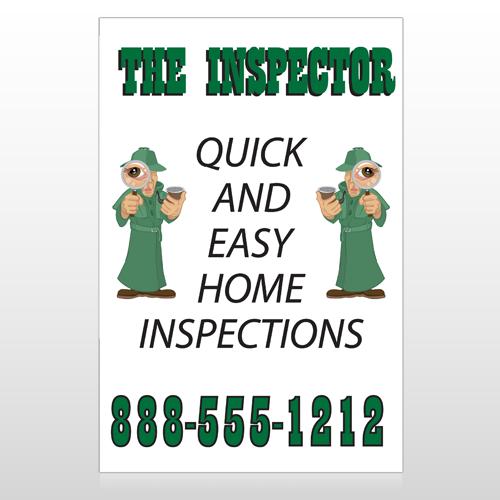 Inspector 361 Custom Decal