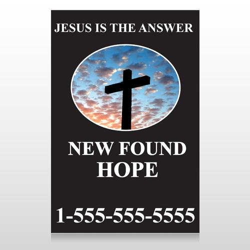 New Found Hope 01 Custom Decal