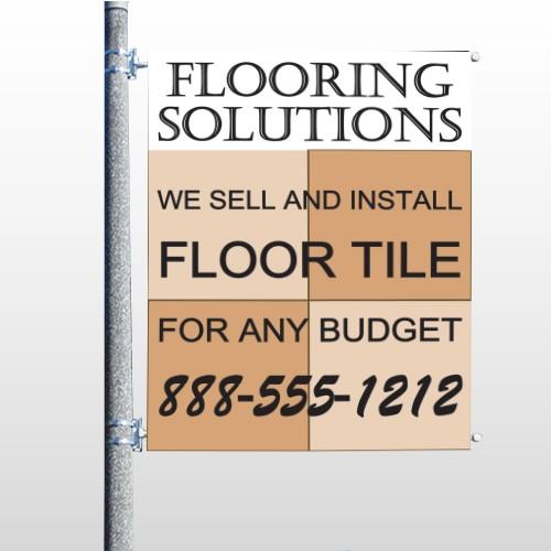 Flooring 239 Pole Banner