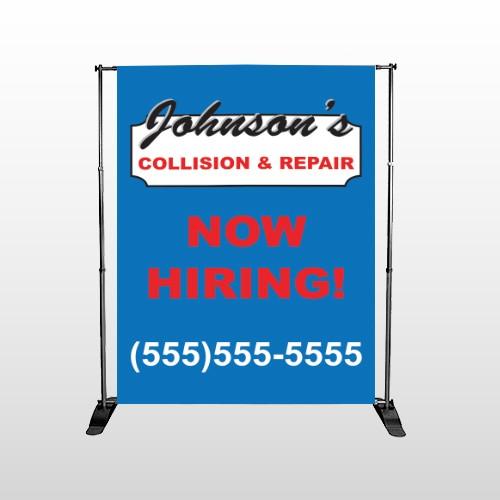 Repair 299 Pocket Banner Stand