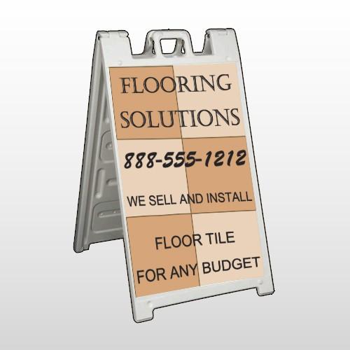 Flooring 247 A Frame Sign