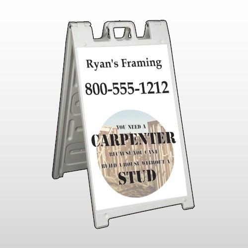 Framing 240 A Frame Sign