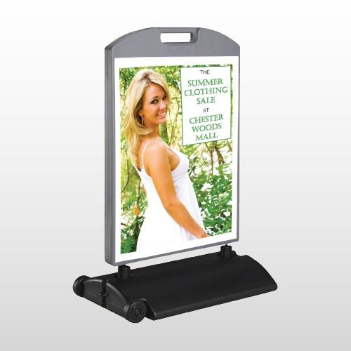 Summer Sale 533 Wind Frame Sign