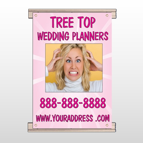 Crazy Wedding 411 Track Banner
