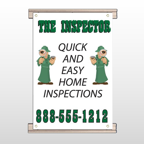 Home Inspection 361 Track Banner