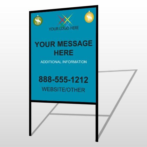 Insurance 158 H Frame Sign