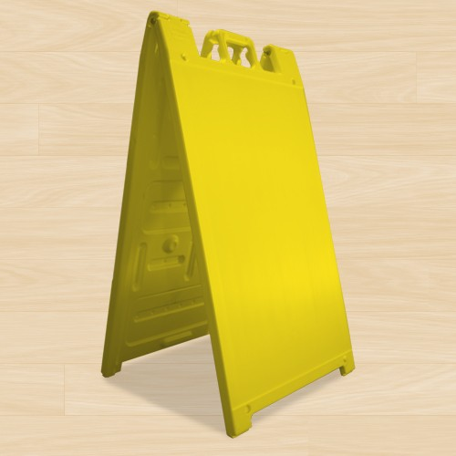 "A Frame 24""W x 36""H Yellow"