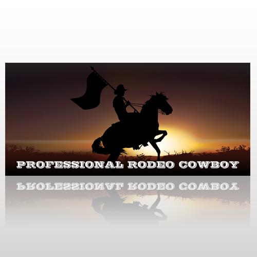 Rodeo 403 Back Window