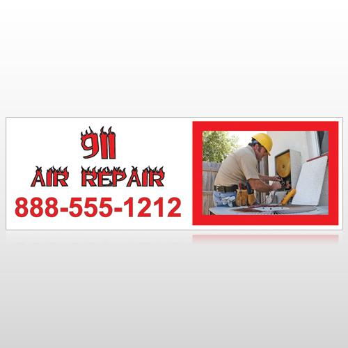 AC Repair 251 Custom Sign