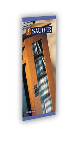 "ABS Heavy Weight Banner 24""W x 60""H"
