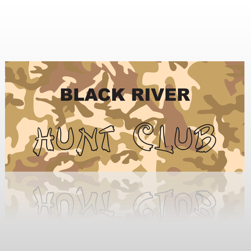 Hunt Club 400 Back Window