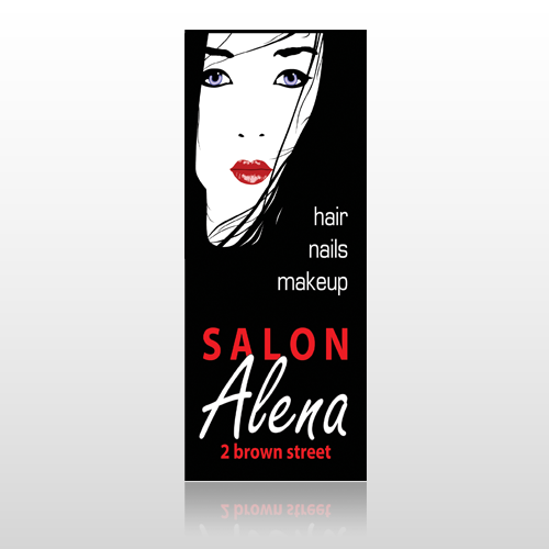 Salon 125 Custom Banner
