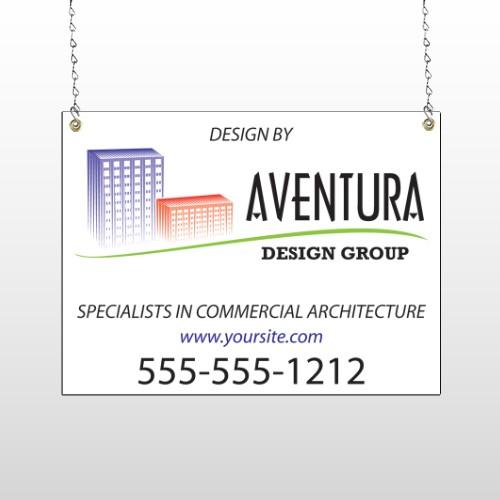 Architect 25 Window Sign