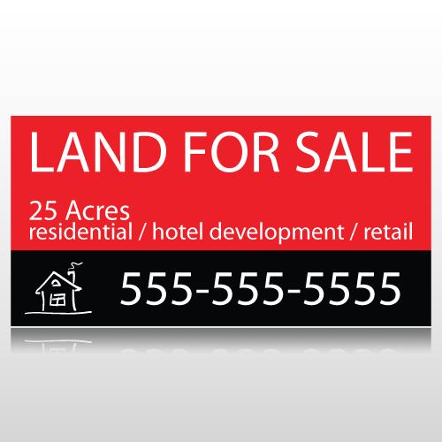 Land For Sale Banner