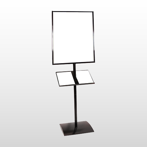 """Observe Grand Info Center Display 22""""W x 28""""H with Graphics"""