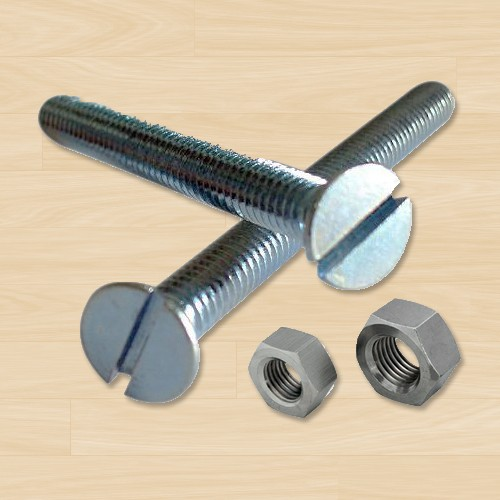 "Hardware Kit for U-Channel posts (Qty 2, 21/2"" x 5/16 Bolts with Nuts)"