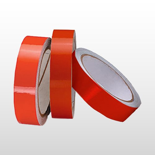 "Reflective Tape 2""x 30' Red"