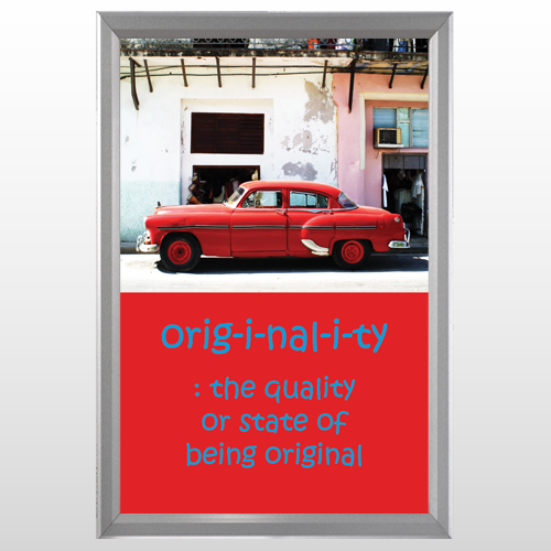 Originality 4 Light Box