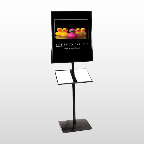 Ducks 14 Brochure Stand