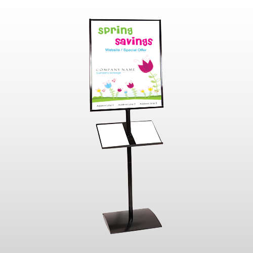 Spring 16 Brochure Stand