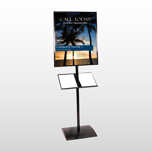 Sunset 17 Brochure Stand