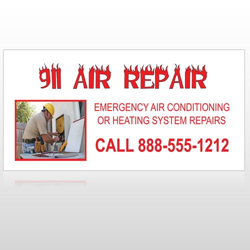 AC Repair 251 Site Sign