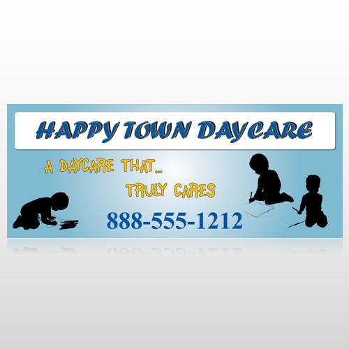 True Happy Care 182 Custom Banner