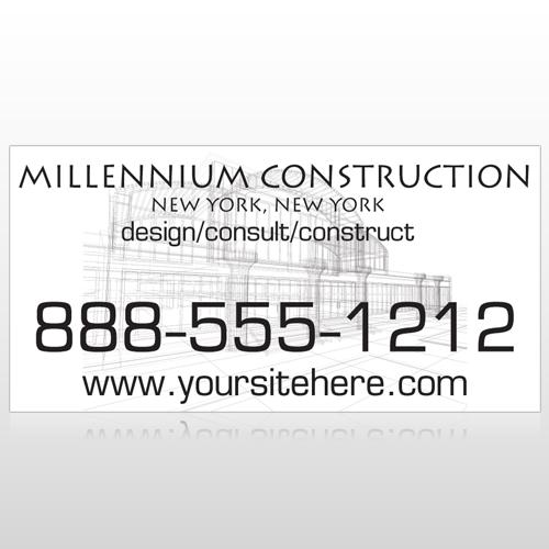 Builder 36 Custom Sign