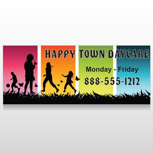 Happy Town 181 Banner